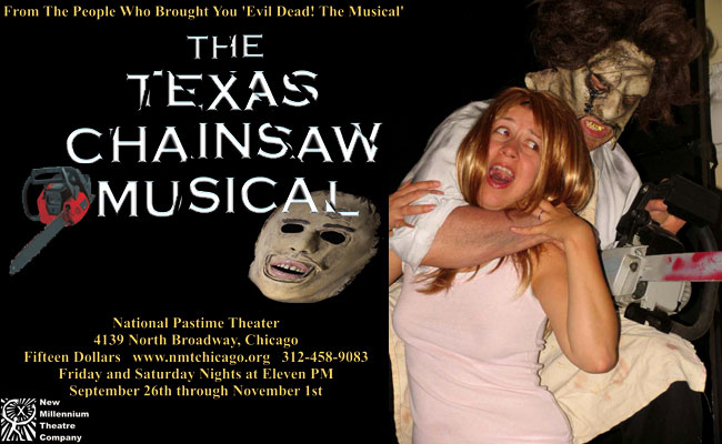 The Texas Chainsaw Musical