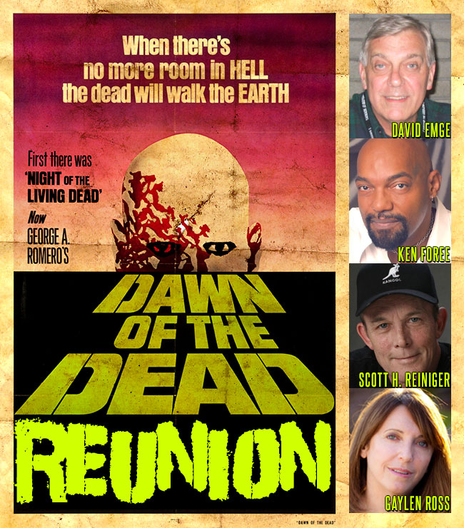 Dawn of the Dead Reunion 2013