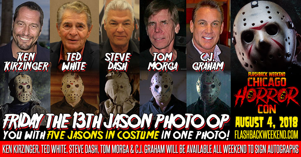 KEN KIRZINGER, TED WHITE, STEVE DASH, TOM MORGA & C.J. GRAHAM