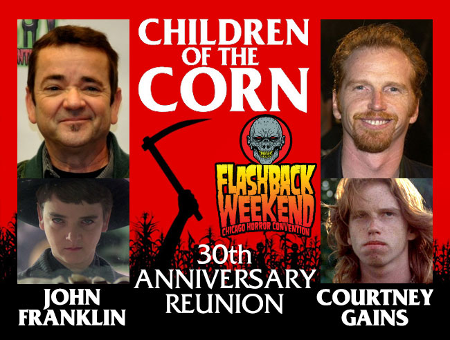John Franklin & Courtney Gains